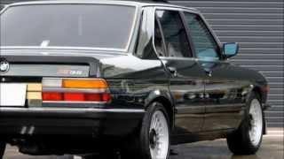 '83 アルピナB9-3.5 (BMW E28 TYPE) Highway Star GARAGE '83 ALPINA B9