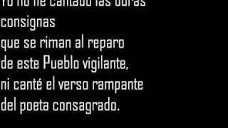 """Alfredo Zitarrosa """"Diez Décimas De Autocrítica"""""""