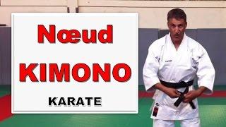 Karate Comment Faire Son Nœud De Ceinture [Karate-Blog