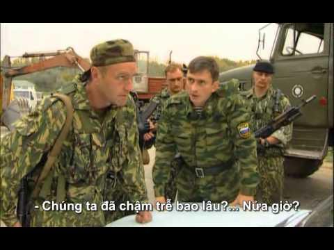 Specnaz - Đội đặc nhiệm vietsub Tập 1/4(end tập 1)