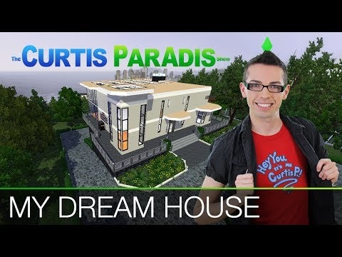 The Sims 3 - Building My Dream House, I have created many nice houses in the past, but have you ever wonder what house I would like to live in. Well this is my dream house. The House i would like...
