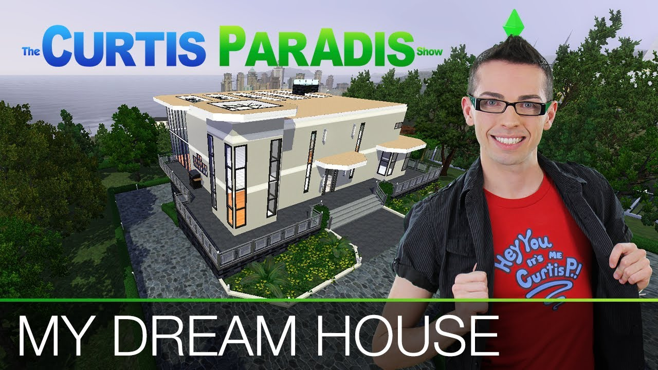 The sims 3 building my dream house youtube for Build my dream house