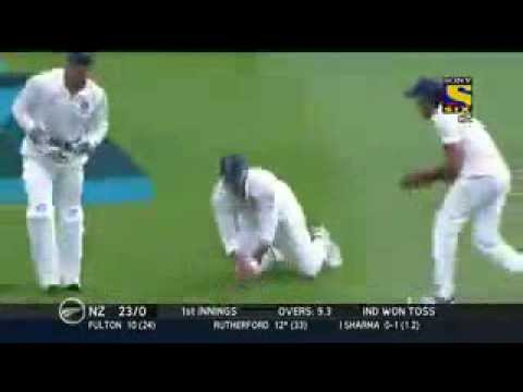 """Sir"" Ishant Sharma on fire 5 Wicket Haul India vs NZ 2nd Test Day 1"