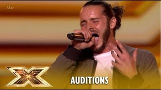 Ricky John: He Was Homeless BUT Now A Father Of TWO Who SHOCKS The World!   The X Factor UK 2018