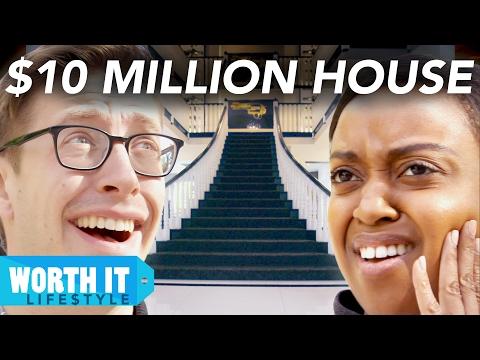 568K House Vs 10 Million House