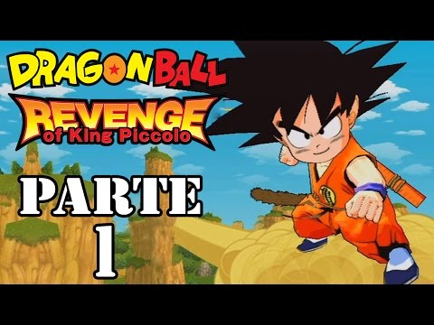 Let's Play: Dragon Ball Revenge of King Piccolo - Parte 1