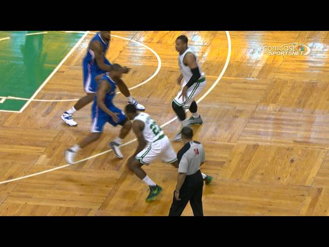 Jordan Crawford's Wicked Crossover and Fancy Dish