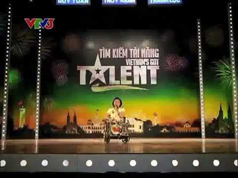 Nguyễn Thị Phương Anh - Let's dance - Vietnam's Got Talent