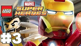 LEGO Marvel Superheroes Part 3 Doctor Octopus Takedown