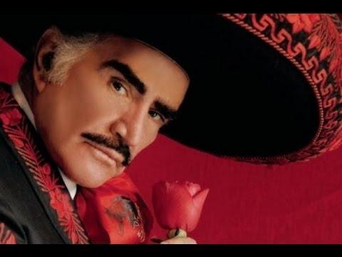 El más grande de la música ranchera, Vicente Fernández.