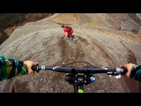 GoPro: Dirt Boarders with Aggy and the Tippie Bros.