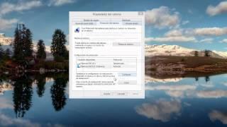 Windows 8 Tips Trucos Secretos 63 Crear Punto De