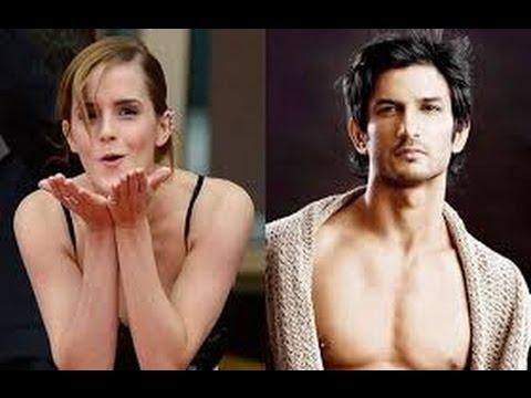 Emma Watson to romance Sushant Singh Rajput in Paani