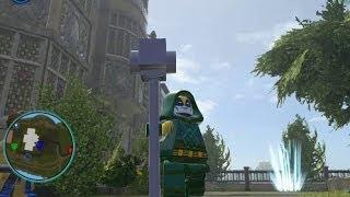 LEGO Marvel Super Heroes Unlocking Ronan The Accuser