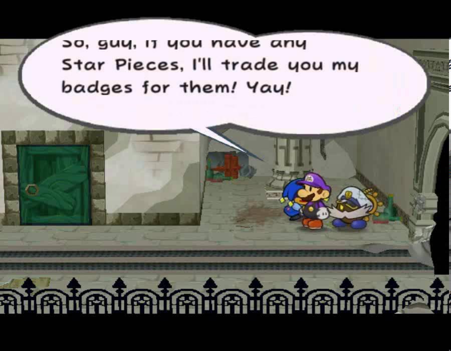 Paper Mario The Thousand Year Door Part 29 Admiral