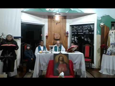 Santa Missa | 10.06.2020 | Quarta-feira | Padre José Sometti | ANSPAZ