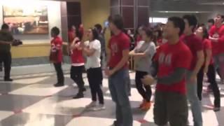 Flash Mob: Gangnam Style Ohio State Edition