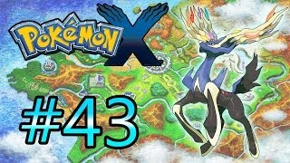 Let's Play : Pokémon X Parte 43