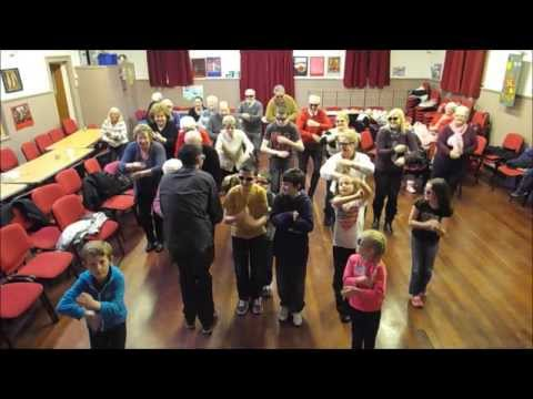 shoes brothers challenge sbd messy church