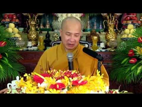 Phương pháp niệm Phật vãng sanh || Thầy Thích Trí Huệ 2015