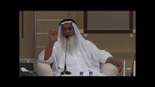 محاضرة البلاغة في آيات الصيام في القرآن / خيمة ابن المقرب الرمضانية 1435هـ