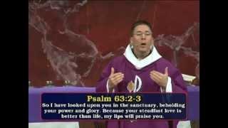 Spiritual Hunger with Fr. Mark Goring view on youtube.com tube online.