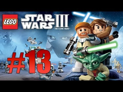 Lego Star Wars 3: The Clone Wars - Ch. 6 Liberty on Ryloth (Asajj Ventress) - Part 13
