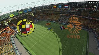 2014 FIFA World Cup Brazil Spain Vs Netherlands [HD