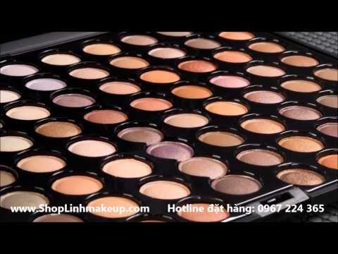 Set 88 màu mắt Warm Coastalscent ShopLinhmakeup.com