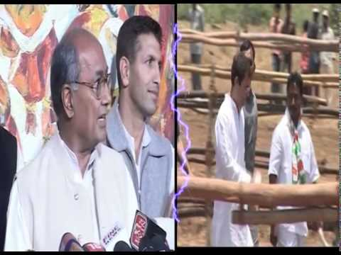 I will never go back on my words, says Digvijay Singh on Rahul Gandhi comments