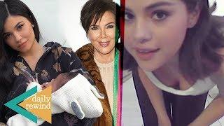 Kris Jenner Reveals Kylie Jenner's REAL Baby Daddy, Selena Gomez Gets REVENGE On  Justin Bieber   DR