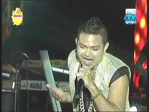 MYTV Ganzberg Beer Concert Song by Khemarak Sereymon 29 March 2015