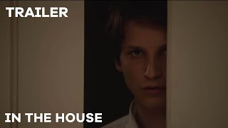 In The House / Dans La Maison (2012) Trailer English Subs