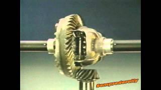 Transmisión Lancia 4WD (Autoblocante Ferguson y Torsen) - Parte 1