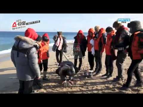 Hình ảnh trong video 131226 EXO's SHOW TIME ep.05 full 日本語