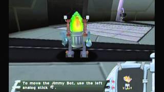 Jimmy Neutron Jet Fusion Walkthrough PS2 Part 14: World 5