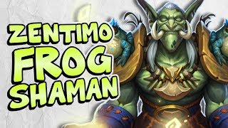 ZENTIMO + FROG + UNSTABLE EVO = ??? | Constructed | Hearthstone