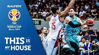 Лучшие моменты матча Филиппины - Казахстан (Квалификация на Чемпионат Мира 2019)