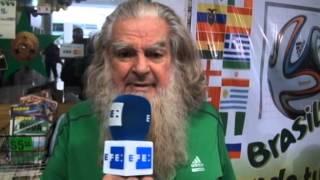 """""""El Brujo Mayor"""" Predice Que Brasil Va Por Su Sexta Corona"""