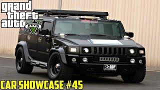 GTA V: Mammoth Patriot (Hummer SUV) Car Showcase #45