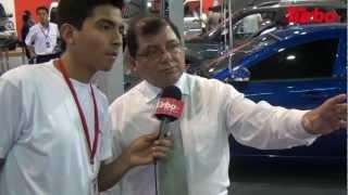 MOTOR SHOW 2012 HAIMA AUTOS Y CAMIONETAS CHINAS. TURBO
