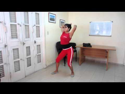 Curso de reggaeton (movimientos para mujeres) - Anaelys