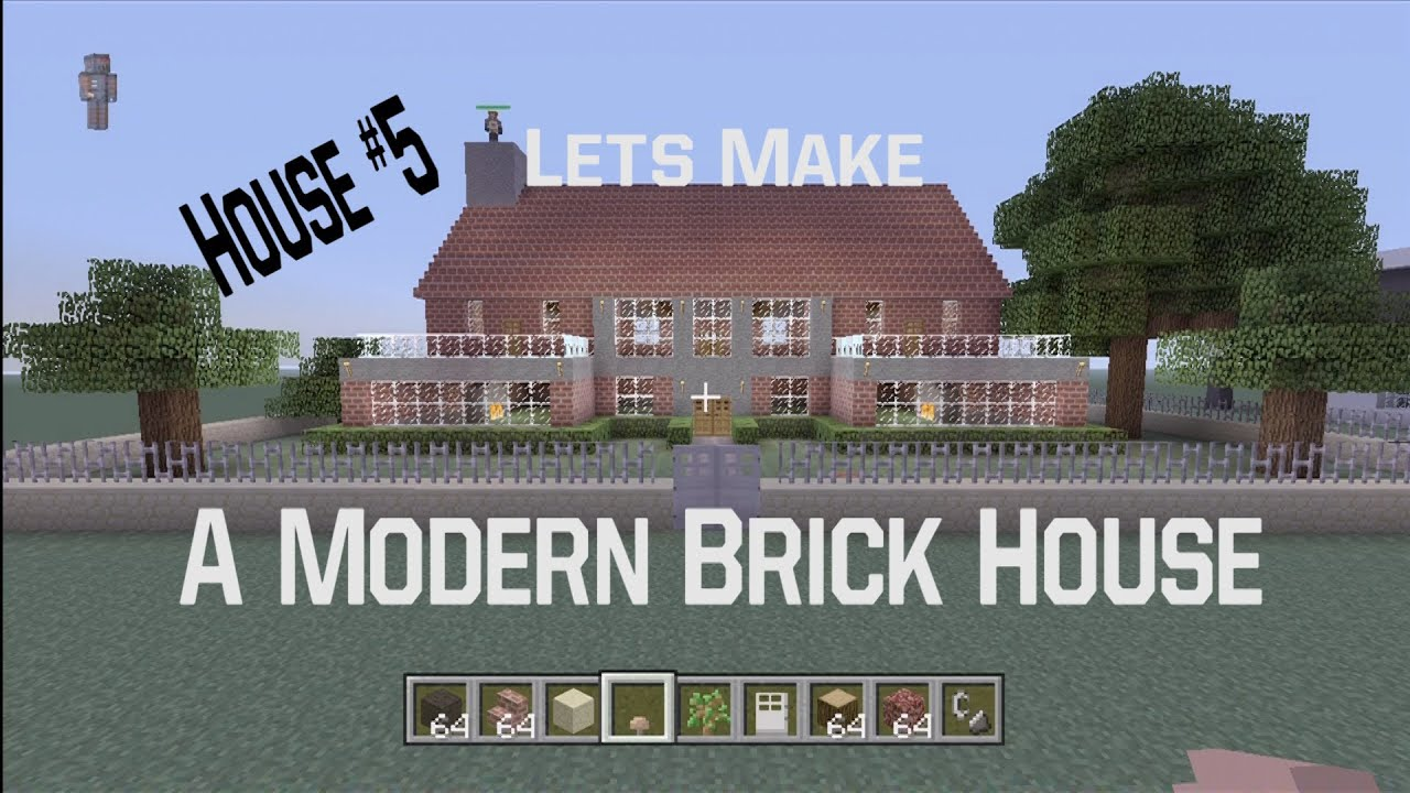 maxresdefault - 25+ Small Minecraft Brick House Design Images