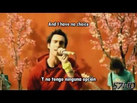 Maroon 5 - This Love HD Official Video Subtitulado Español English Lyrics