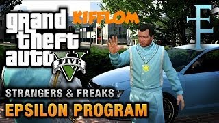 GTA 5 Epsilon Mission 100% (The Truth) ($2.100.000,00