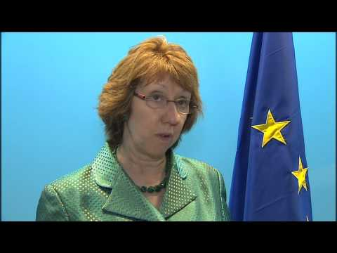 Catherine Ashton statement on Ukraine 27/01/2014