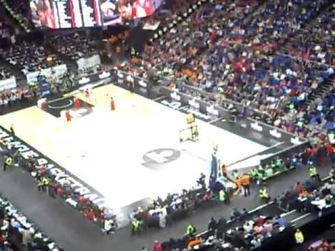 Olympiakos Fans, Final Four Vs CSKA