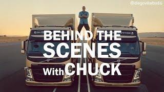 Kiderült a Van Damme Volvo reklám trükkje