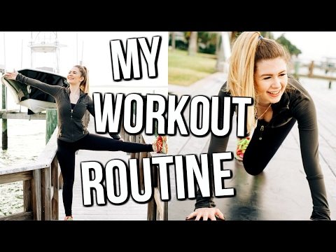 Workout Routine | How to Get Fit for Spring Break