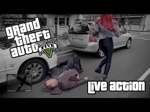 Grand Theft Auto Logic